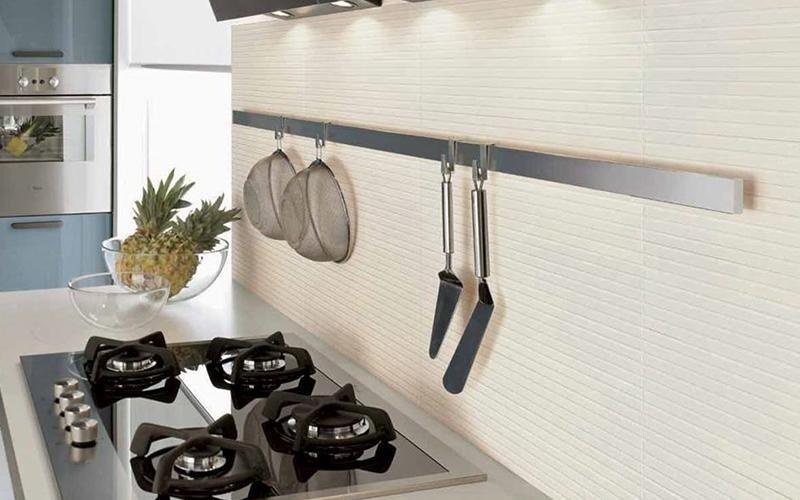 Dettagli rivestimenti cucine