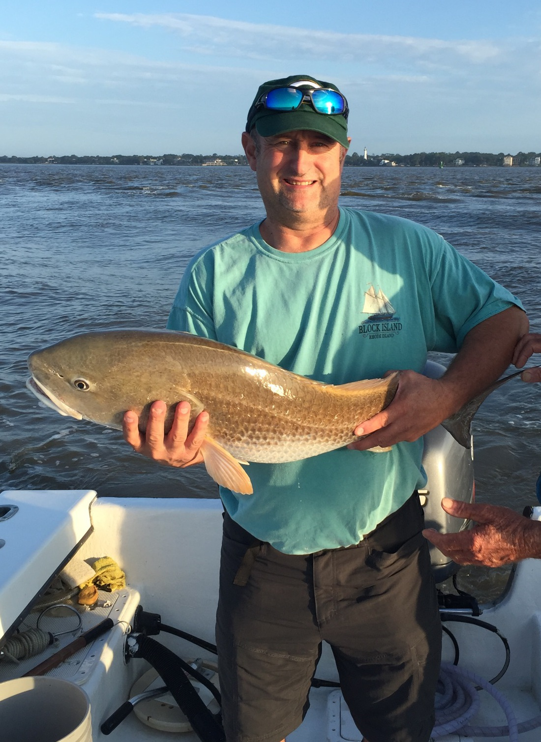 Bullred Drum Fishing St Simons Island, best fishing guides in golden isles of georgia, charter fishing jekyll island