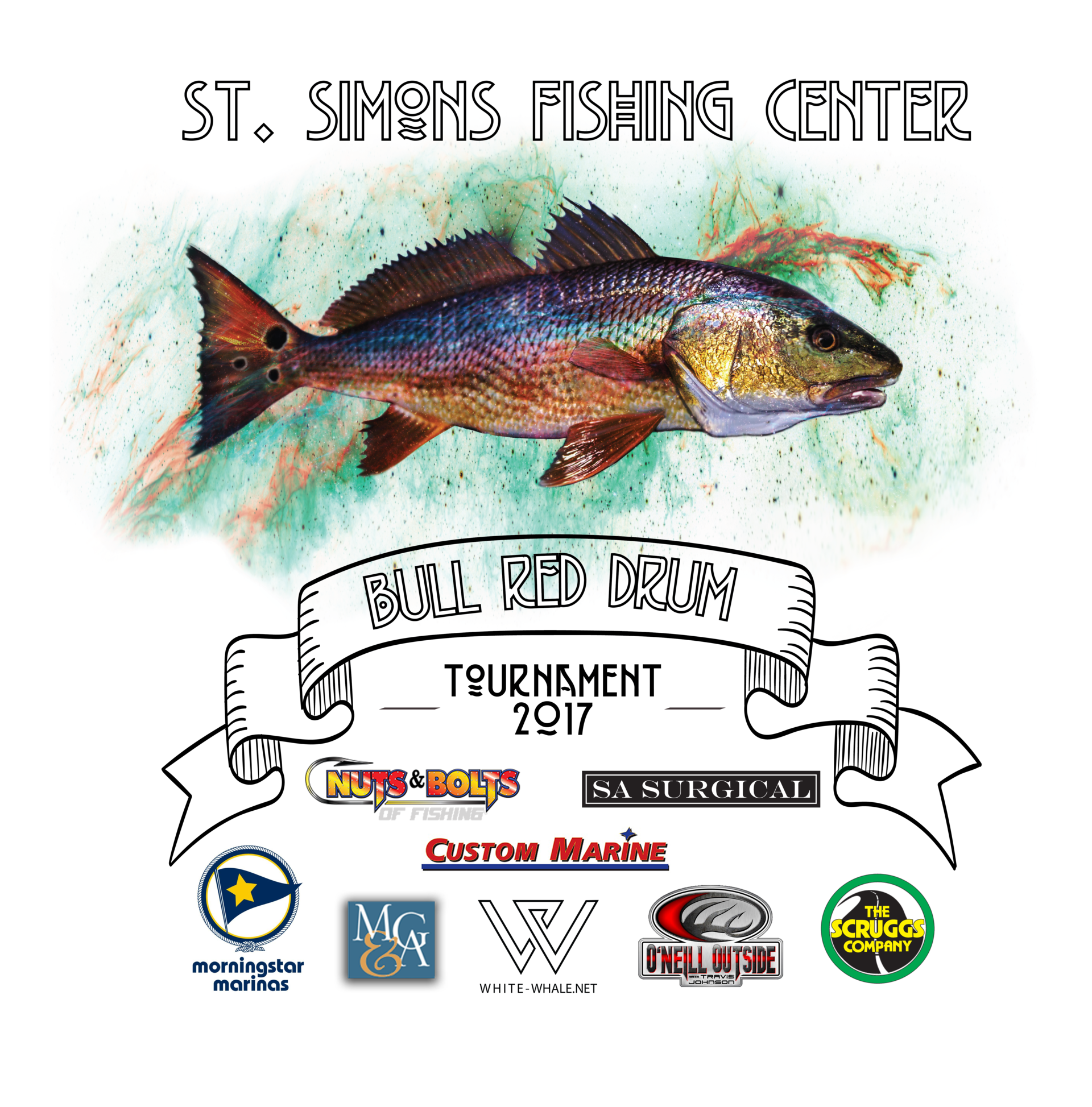 annual st simons bull red drum tournament, bull red drum fishing,ga bull reds, bull red drum,red drum,bull reds, fishing,