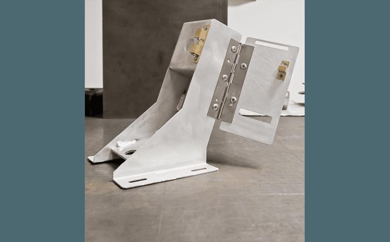 componenti in acciaio inox
