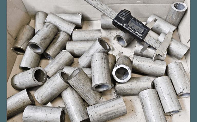 carpenteria metallica leggera