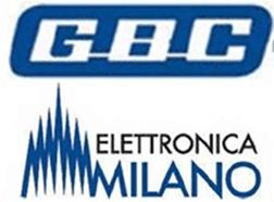 GBC - ELETTRONICA MILANO sas - LOGO
