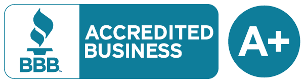 BBB A Plus Accredited Business
