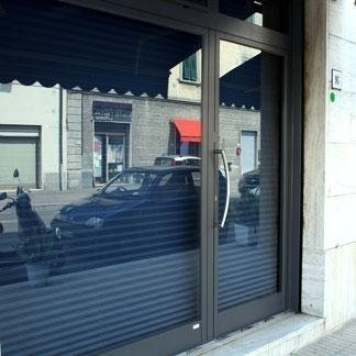 vetrine negozi
