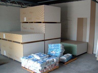 materiale per edilizia