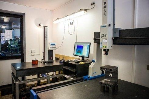 Laboratorio lavorazione metalli