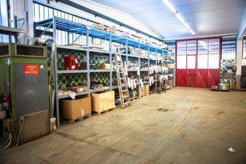 laboratorio di carpenteria