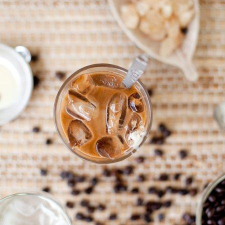 caffe freddo ghiaccio-Caffe americano- Blob Ristobar - Fossano (CN)