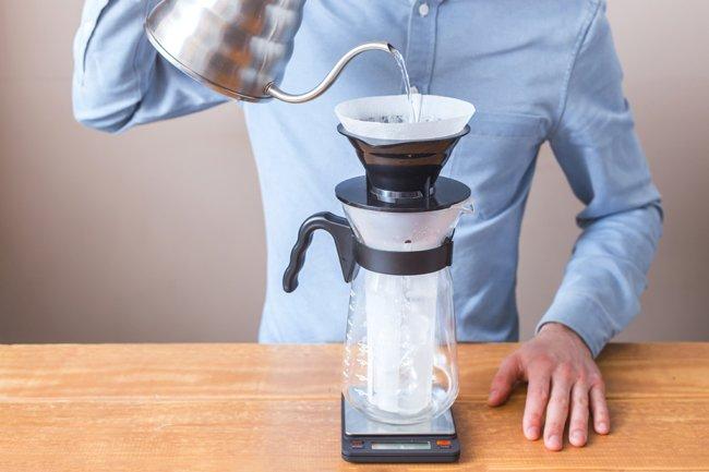 teiera bollitore-Caffe americano- Blob Ristobar - Fossano (CN)