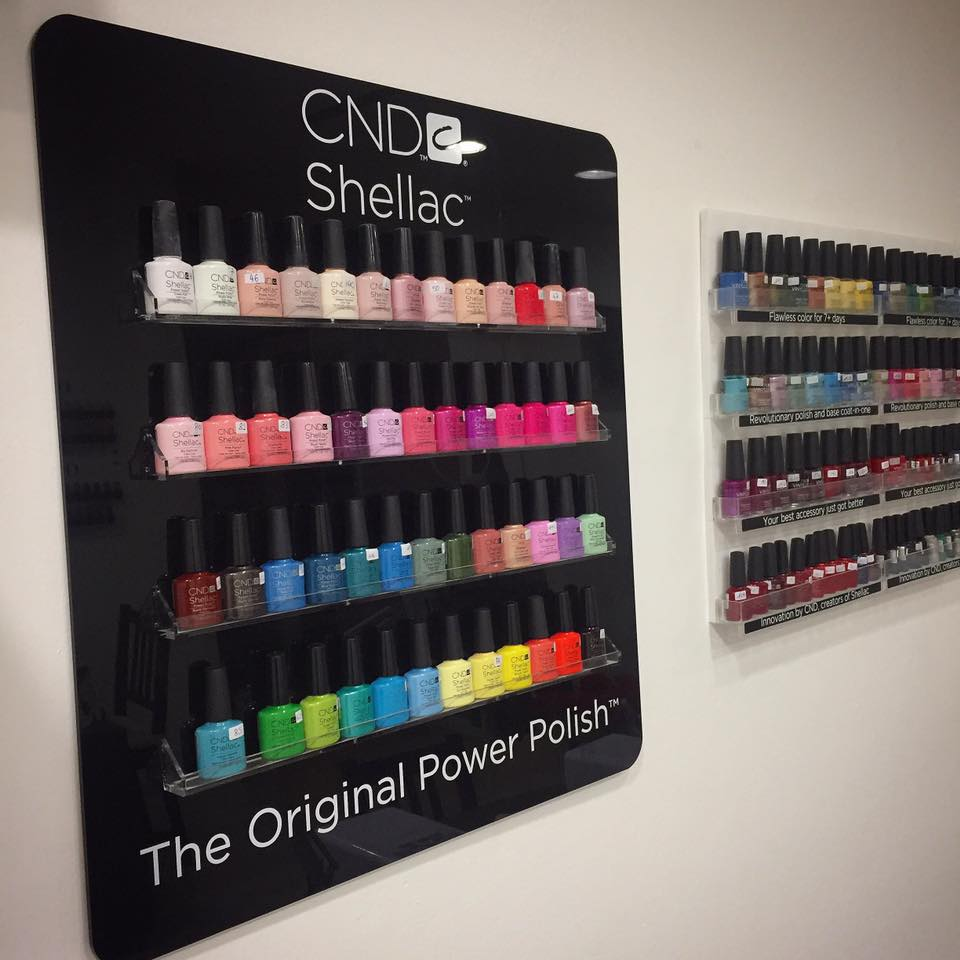 espositore shellac