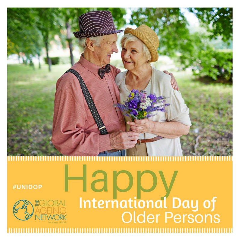 รู้จักกับวันแห่งผู้สูงอายุโลก 1 ตุลาคม โดย Global Ageing Network