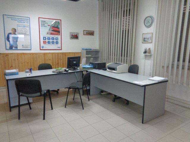 uffici amministrativi Nuova Spram
