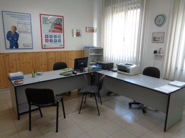 uffici amministrativi Carrozzeria Nuova Spram