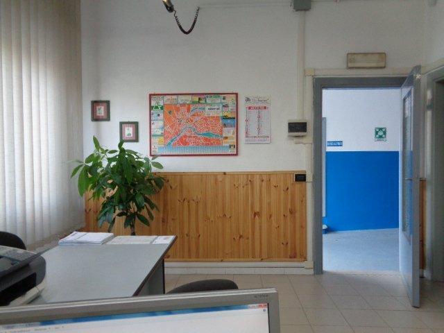 ingressi uffici amministrativi Carrozzeria Nuova Spram