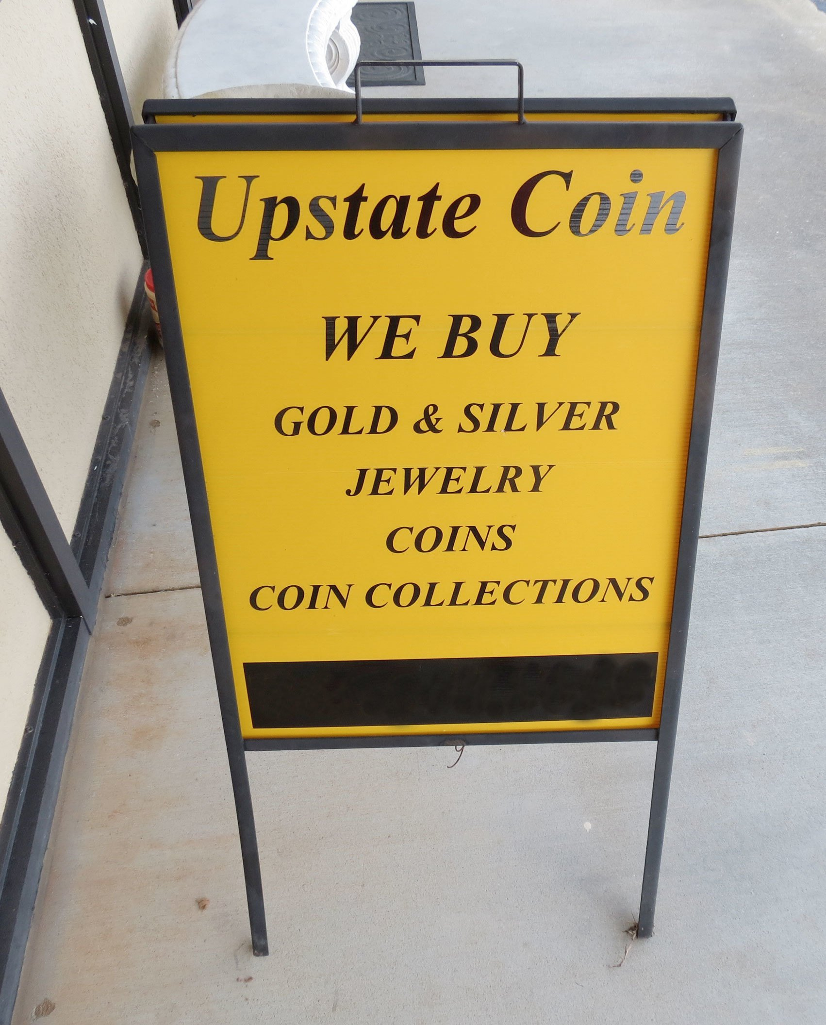gold buying Greenville, SC