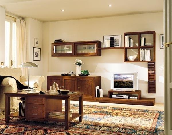 Mobili soggiorno torino riva arredamenti Arredamento classico moderno soggiorno