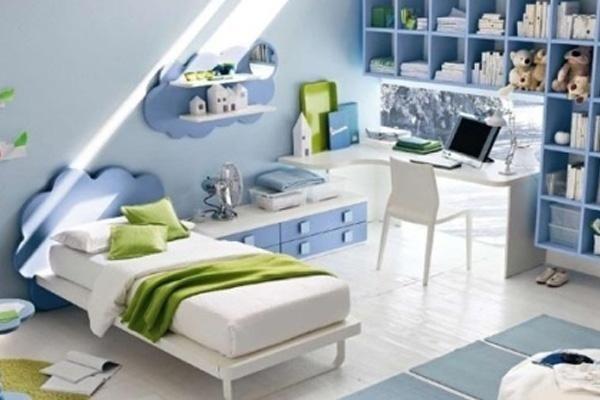 Camera da letto bambino