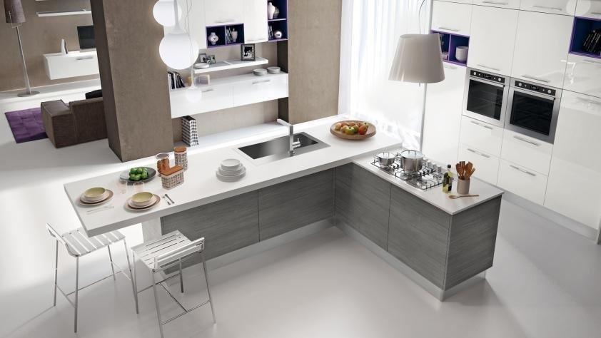 cucina centrale