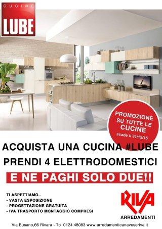 Promozioni arredi - Torino - Riva Arredamenti