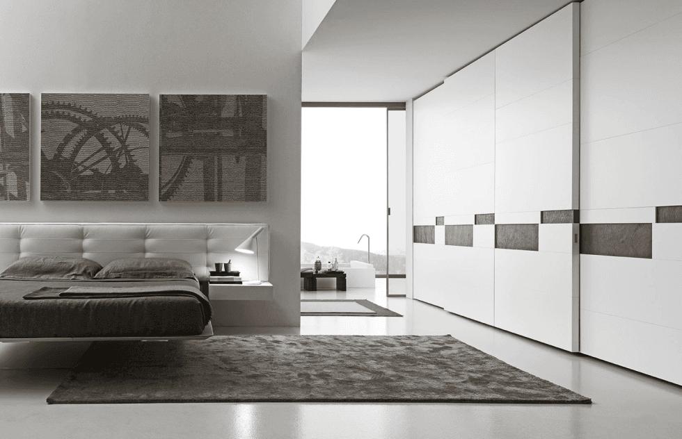 Camera spazio aperto