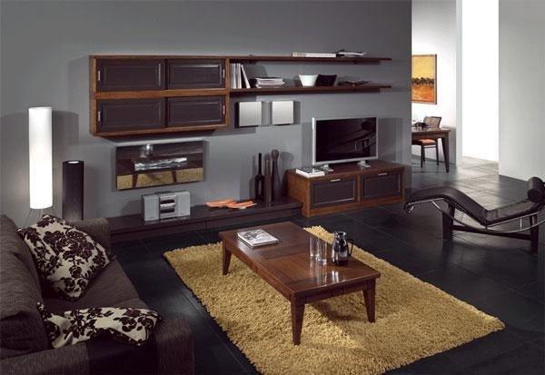 tavolino decoro legno