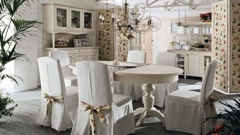 cucina bianco