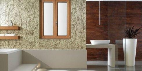 finestre in legno alluminio - Ponzio
