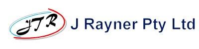 j rayner logo