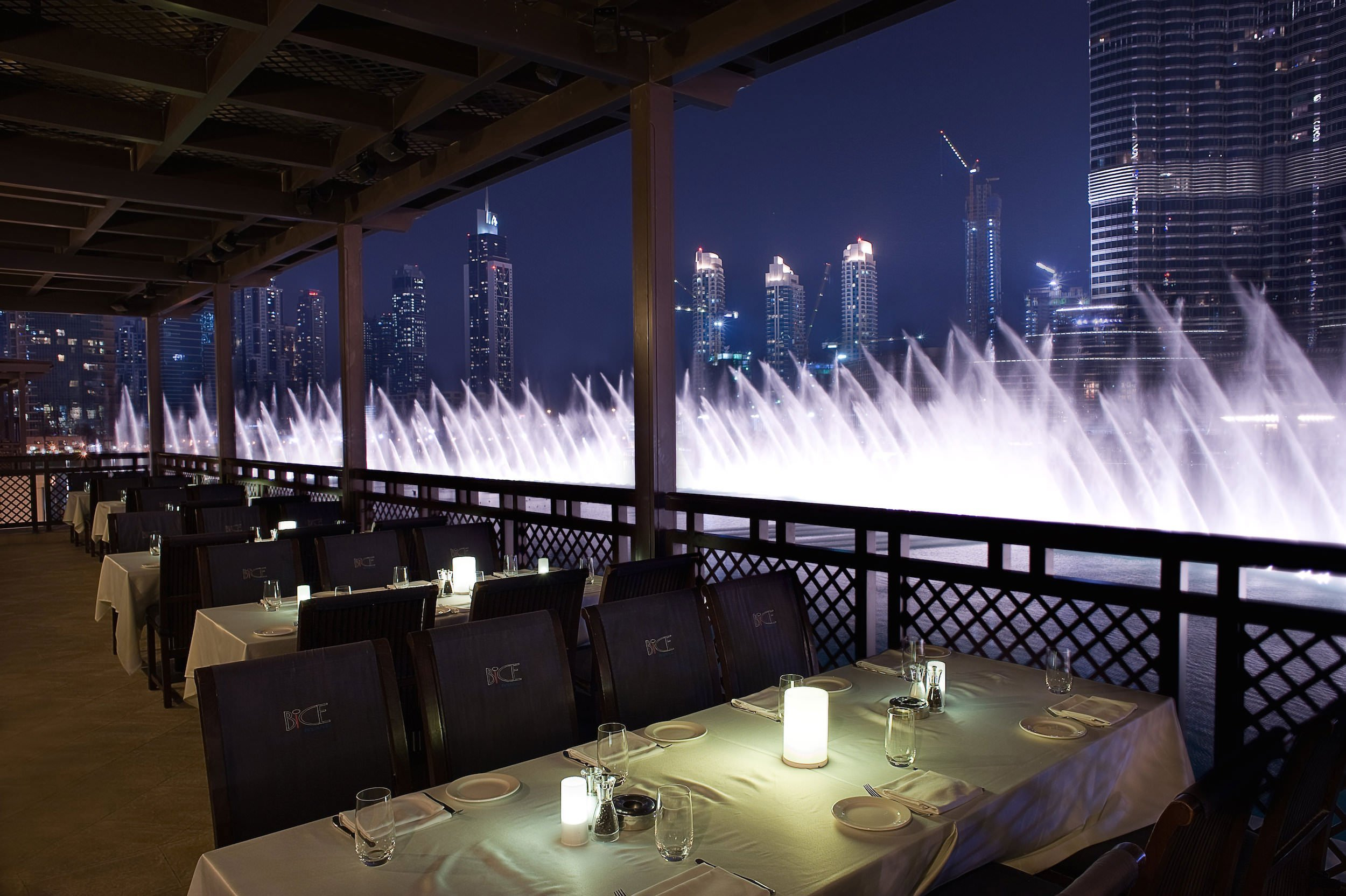 Among The Best Restaurants In Dubai Italian Seafood Dining