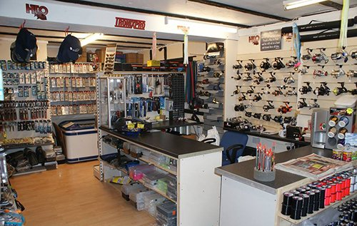 Get wide range of tackle in Littlehampton