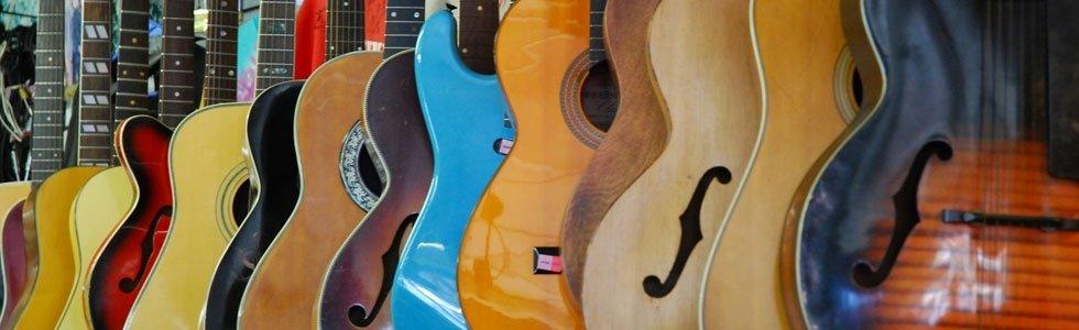 Riparazione chitarre