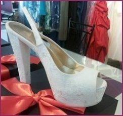 Calzature da sposa