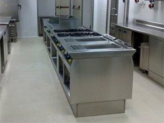 sans soucis luxury hotel kitchen
