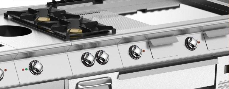 NUOVA STAR 90 range cooker