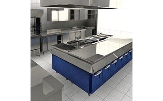 installazione cucine per ristoranti e hotel