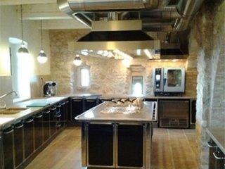 procopio castle kitchen interior