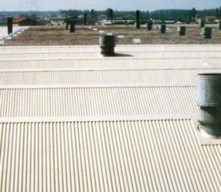 Coperture alluminio