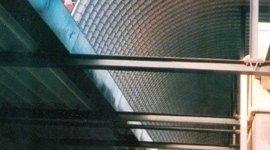 Tunnel di collegamento in alluminio