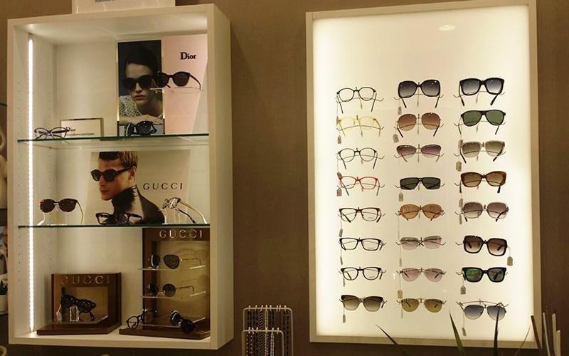 occhiali da sole firmati