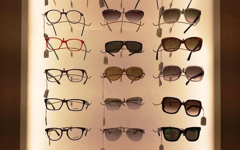 occhiali da sole da vista