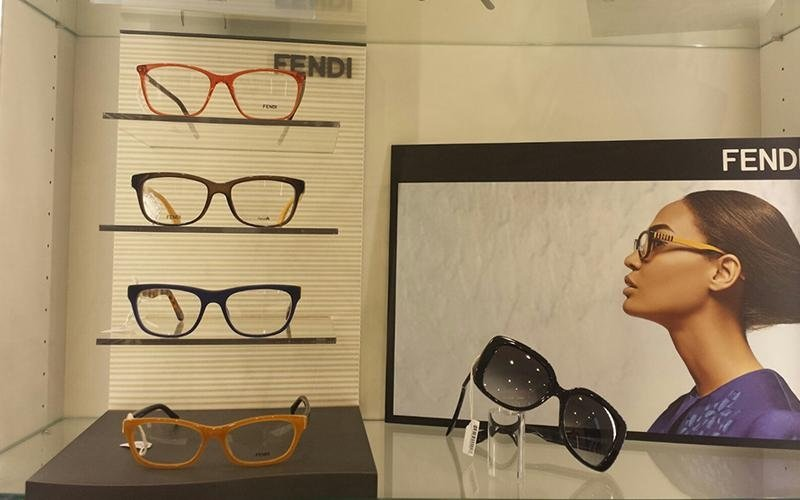 montature occhiali fendi