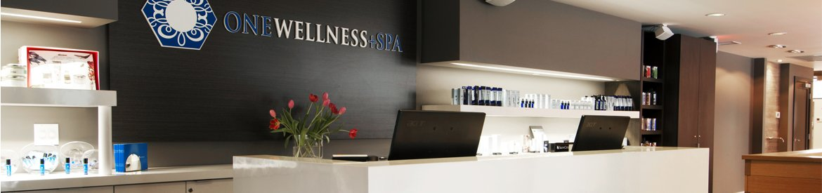 One Wellness and Spa Banner