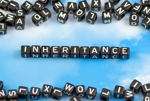 inherited structured settlement
