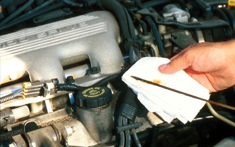 lubrificante per automobili