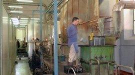 vasche per colorazione metalli, officina lavorazione metalli