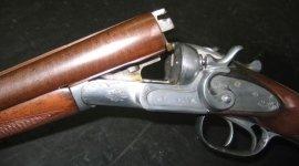 cromatura parti di fucile, cromatura armi