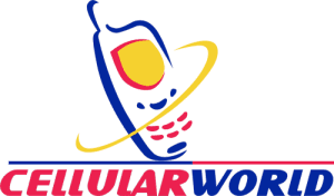 logo cellular world