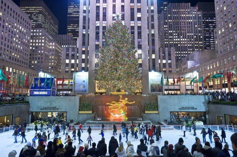 Christmas in Rockefeller Center®