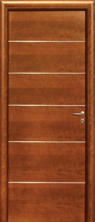 un porta in legno