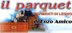 IL PARQUET di Enzo Amico PAVIMENTI IN LEGNO - LOGO